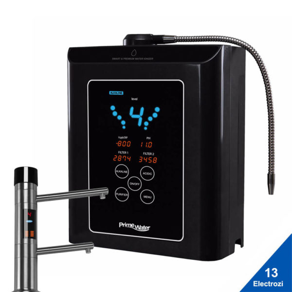 Ionizator de Apă alcalină Prime 1301S - montare sub chiuveta | Hidratat.ro